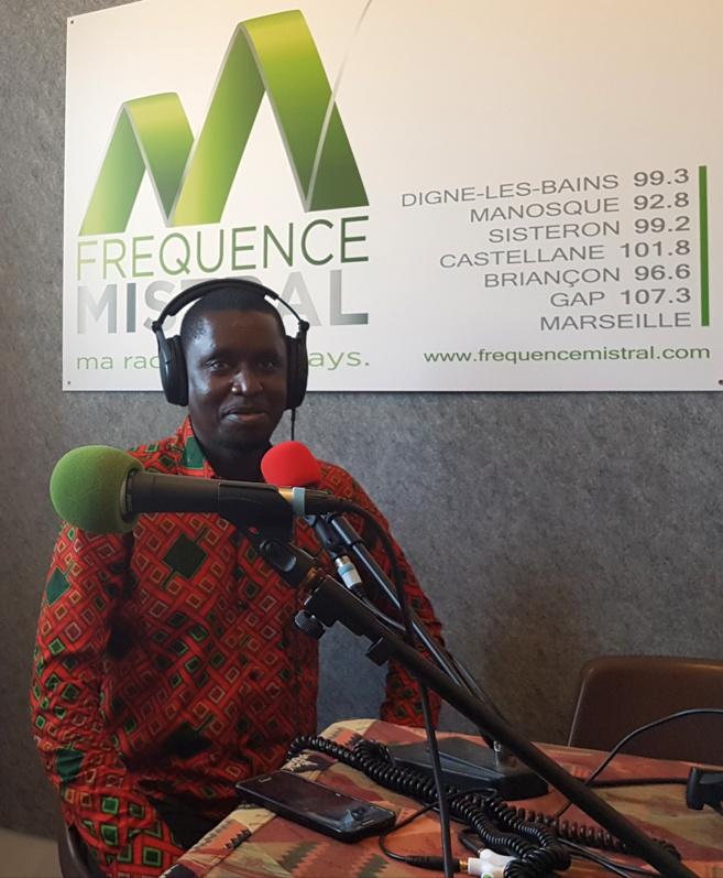 Arfang Touré Enseignant Sénégalais