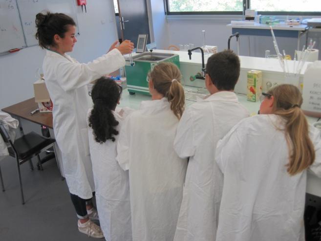La science fêtée et expliquée à Digne