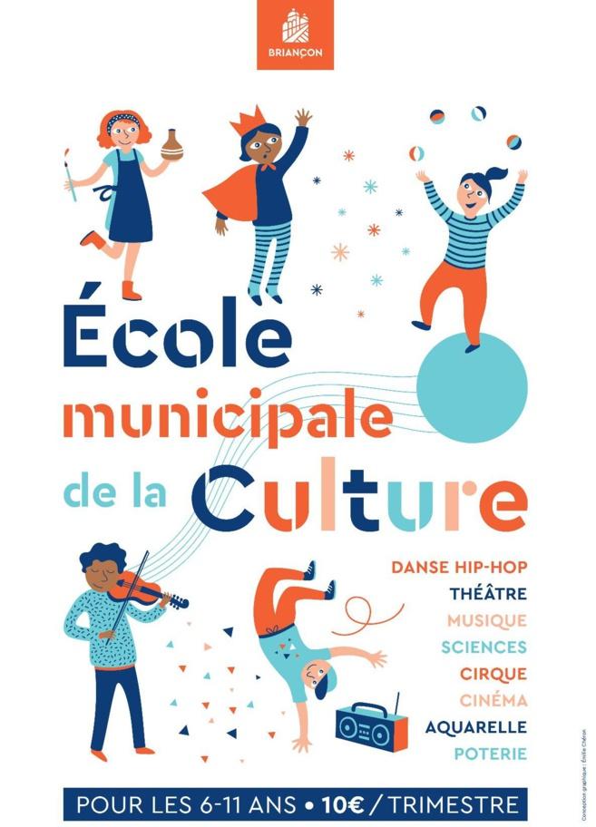Briançon en vacances… à l'école de la culture !