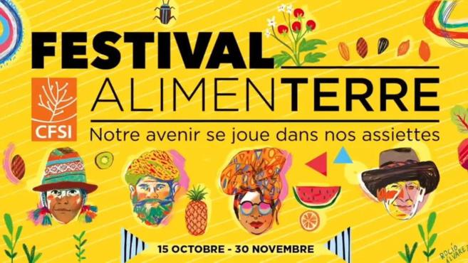 Un évènement élémentaire : Le festival Alimenterre !