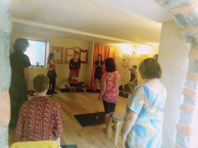 L'association Rive-Cœur : une source de bien-être à Sisteron !