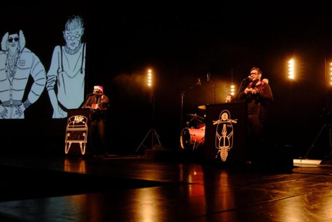 « Marcel le Père Noël et le petit livreur de pizza», un ciné-concert à ne pas rater ce jeudi au Théâtre Durance !