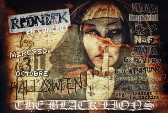 Soirée Rocking Halloween à Gap !