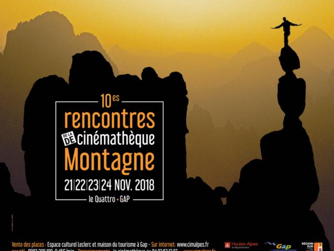 10èmes Rencontres de la Cinémathèque Montagne