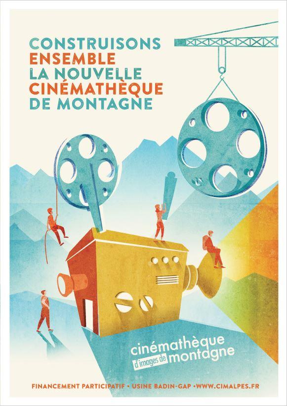 La Cinémathèque d'Images de Montagne s'ouvre au public