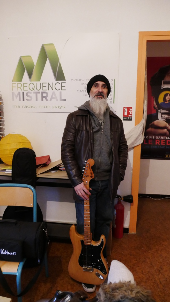 Jean-Michel Di Scala, la structure luth !
