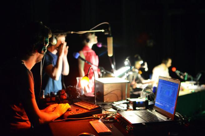 « Piletta Remix », un spectacle sonore à écouter au casque au Théâtre Durance !