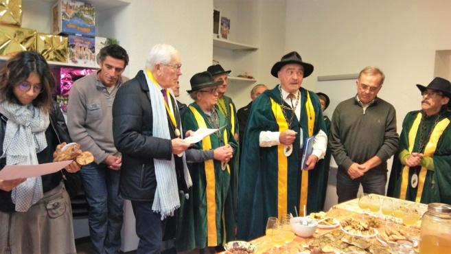 A Manosque, les oléiculteurs ont inauguré leur local