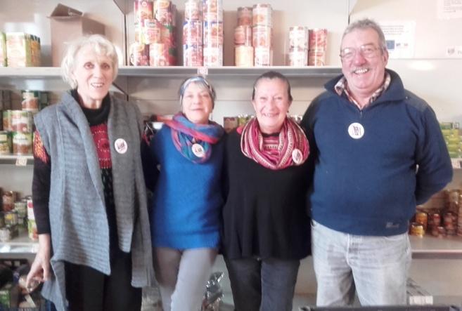Les Restos du cœur ouvrent leurs portes à Riez pour la campagne d'hiver