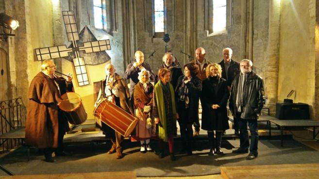 Les santons s'exposent à Notre-Dame de Romigier
