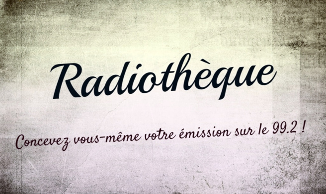 Radiothèque du mardi 4 décembre