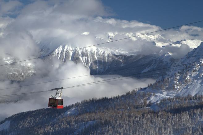 Dans les Hautes Alpes,  Serre Che : un immense terrain de jeu !