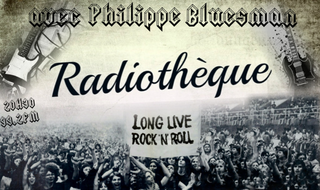 Radiothèque spécial Rock !