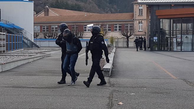 Sécurité : un attentat terroriste simulé à Digne-les-Bains