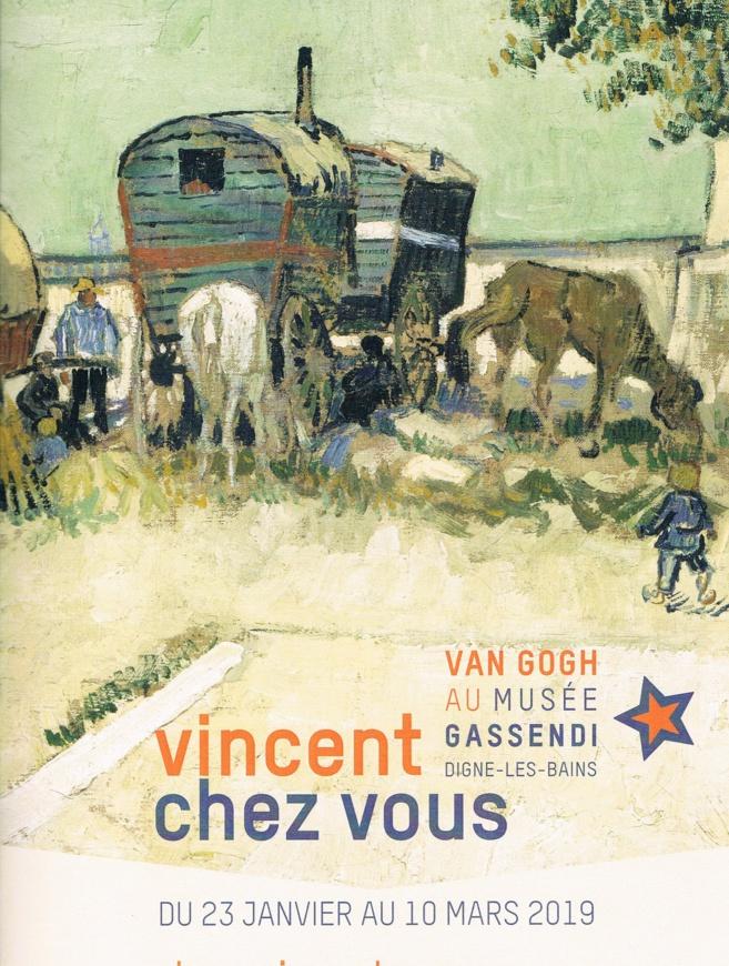 Un véritable van Gogh débarque à Digne-les-Bains !