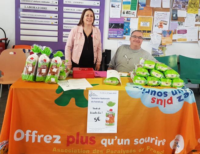 Soutenez France Handicap avec des brioches…