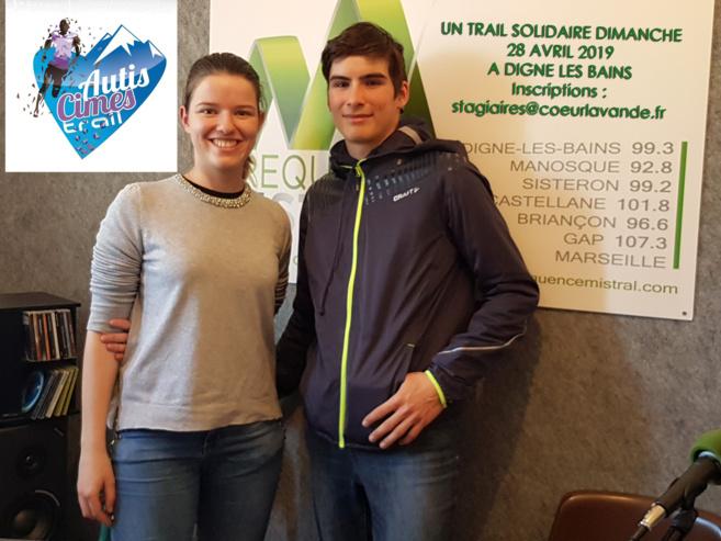 Le Trail solidaire Autis'cimes se prépare à Digne