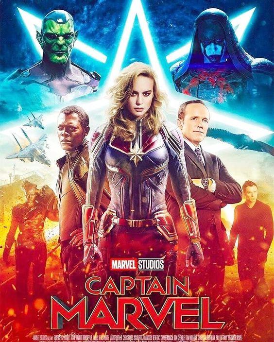 """La critique ciné des lycéens de Paul Arène #3 """"Captain Marvel"""""""
