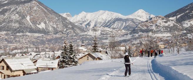 L'ESF de ski nordique vous attend à Villar-Saint-Pancrace !