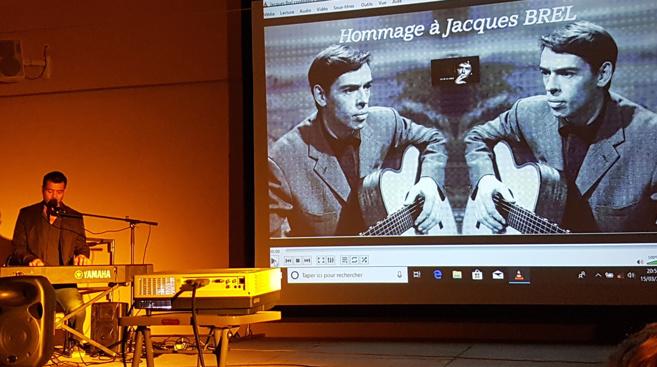 L'hommage des poètes à Jacques Brel