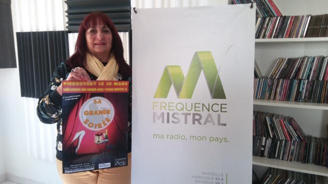 Chanson française le 30 mars à Pierrevert