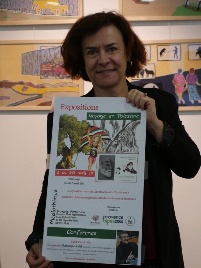 Digne célèbre la Palestine en culture et partage