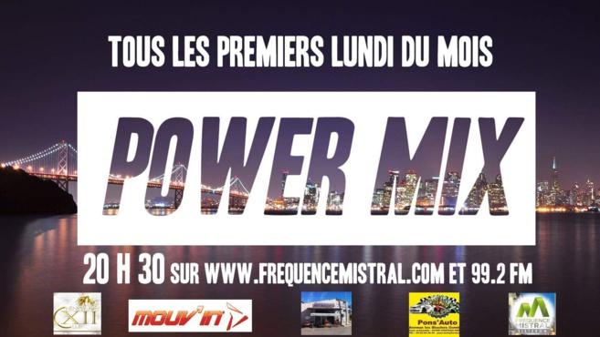 Power mix du lundi 1er avril 2019