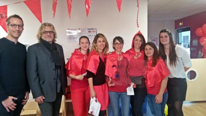 Corbières a ses petits chaperons rouges