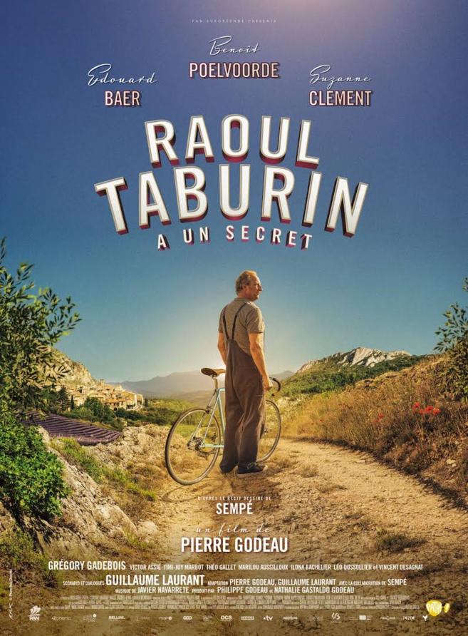 """La critique ciné des lycéens de Paul Arène #8 """"Raoul Taburin a un secret"""""""