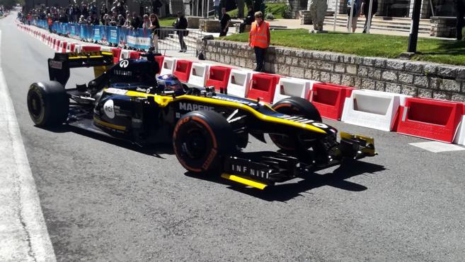 La Formule 1 à toute berzingue à Sisteron !