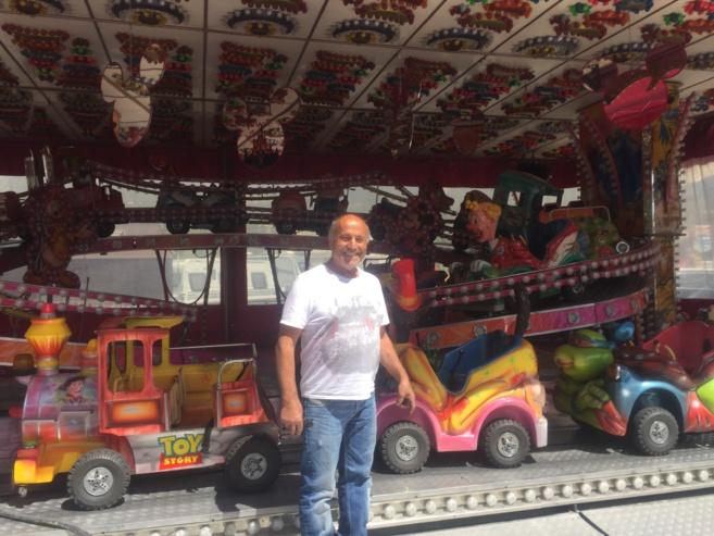 Luna park de retour à Briançon,La fête est lancée !