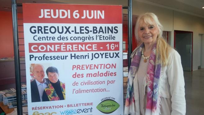 Gréoux va accueillir un salon du bien-être en juin…