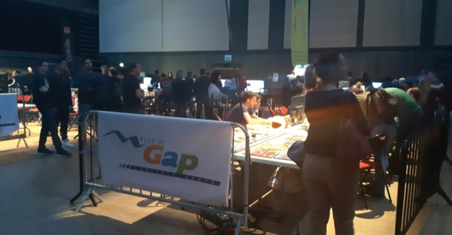 Gap Good Game : le e-sport met l'ambiance