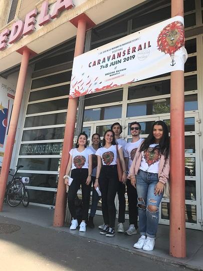 Ce week-end, Marseille ouvre son caravansérail…