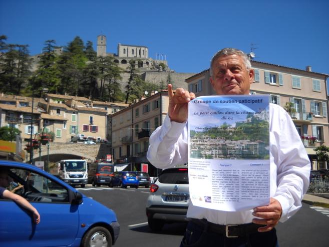 Un groupe de soutien participatif en création à Sisteron