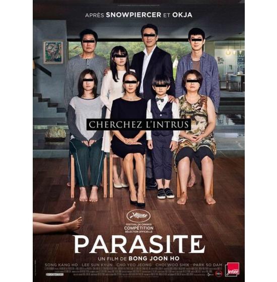 """La Pelicula #2 Critique ciné sur le film """"Parasite"""""""