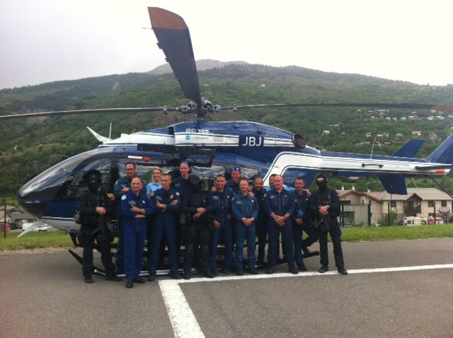 Au cœur des Forces Aériennes à Briançon
