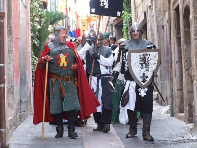 Chevaliers et gueux bientôt de retour à Volonne !