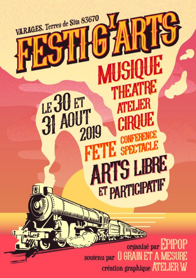 Le Festi'G'Art ... C'est Bientôt!