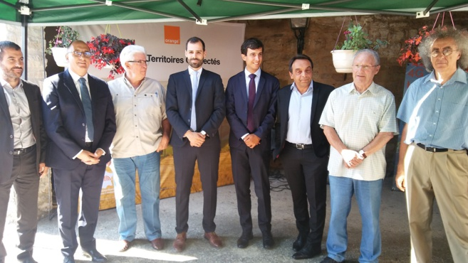 Orange améliore le débit internet à Cruis et Mallefougasse