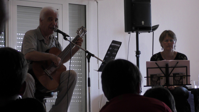 De la poésie et des chansons au Pays des lavandes (suite)