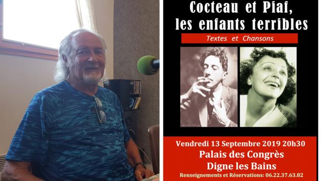 Cocteau et Piaf les enfants terribles au Palais des congrès