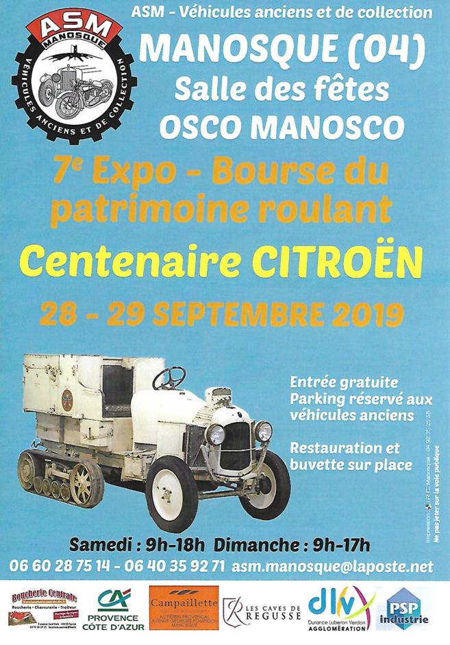Citroën fête ses 100 ans...