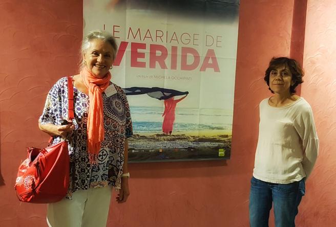 Jacqueline Hennegrave et Valérie Boudoire
