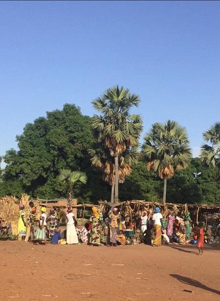 Rencontre autour du Tchad