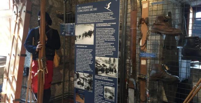 Une exposition sur l'histoire du ski dans le Briançonnais