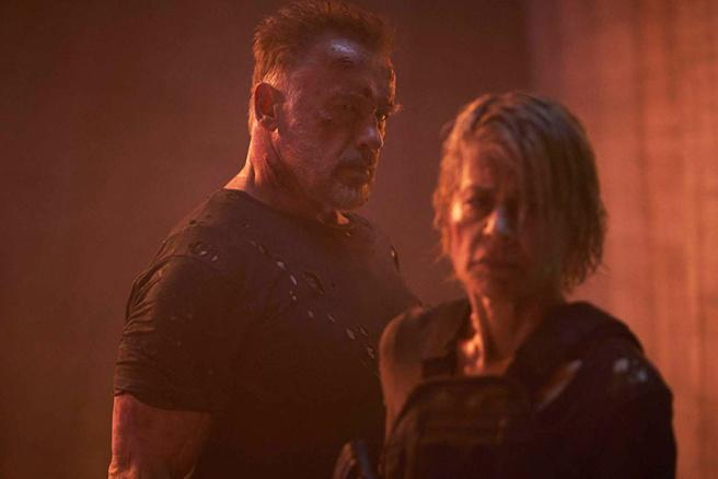 Les Chroniques ciné de Caro & Vince - Terminator Dark Fate - Joker
