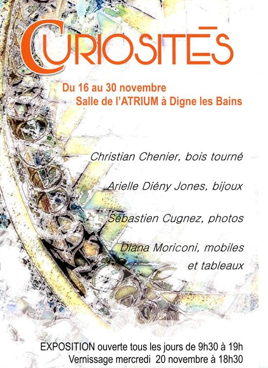 Une exposition collective à Digne