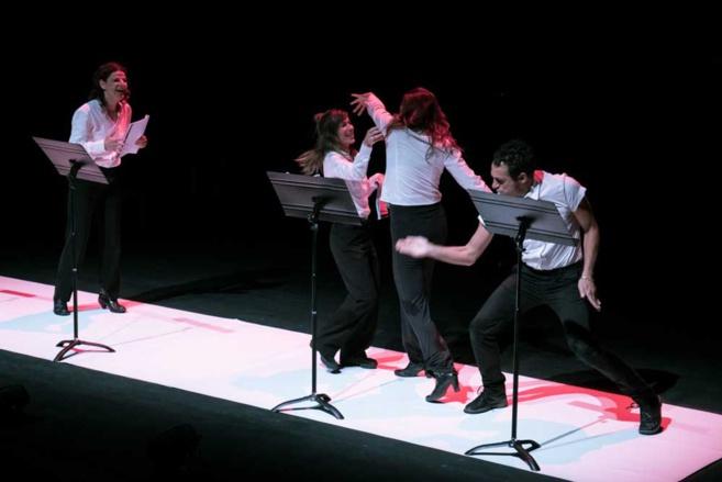 « Pierre est un panda », spectacle porté sur la famille le jeudi 28 novembre au Théâtre Durance !