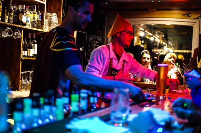 L'Alpen Bar a 40 ans et fête l'ouverture du domaine de Serre-Chevalier